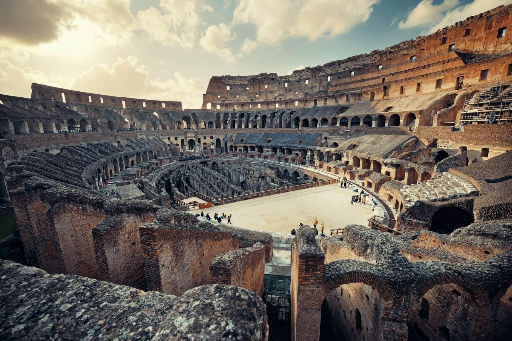 Circus Maximus Experience